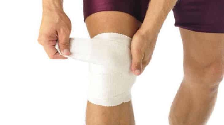 علاج خشونة الركبة في 8 خطوات