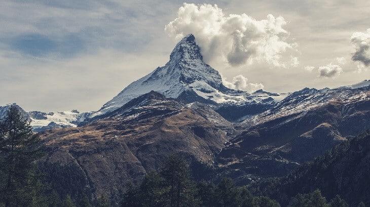 تفسير رؤية الجبل في الحلم