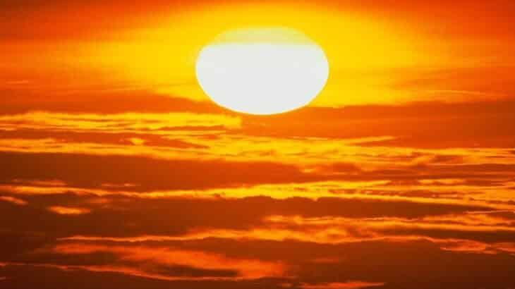 تفسير رؤية الشمس في الحلم معلومة ثقافية