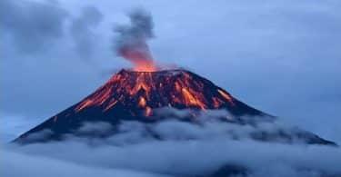 تفسير رؤية بركان في الحلم