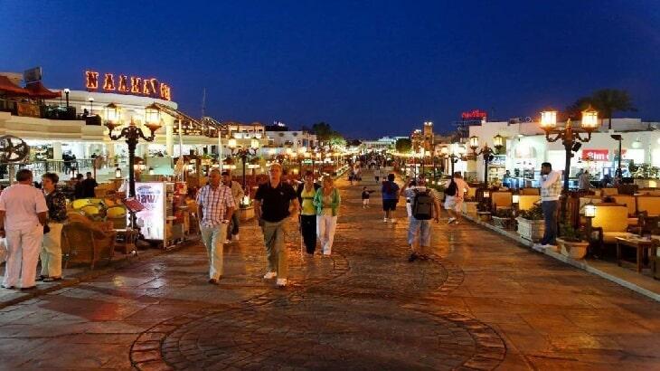 أجمل 5 اماكن سياحية في شرم الشيخ