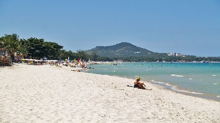 أجمل 5 جزر سياحية في تايلاند