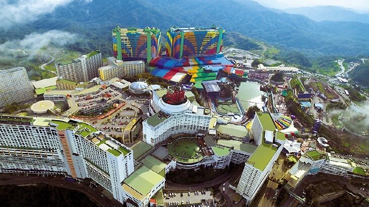 أفضل 10 وجهات سياحية في ماليزيا