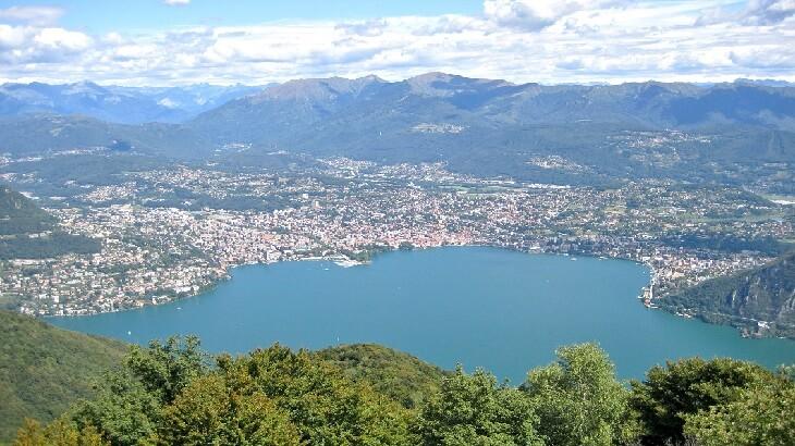 اجمل 5 بحيرات في ايطاليا