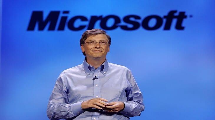 بيل جيتس مؤسس ميكروسوفت من ثاني أغنى 7 رجال اعمال