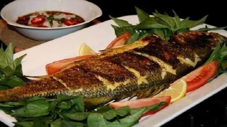 تفسير السمك المشوي أو المقلي في المنام