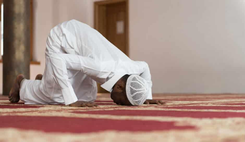 تفسير حلم الصلاة في المنام ومعناه