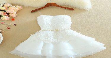 تفسير رؤية لبس الفستان الأبيض في الحلم