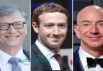 قصص نجاح أغنى 7 رجال اعمال في العالم