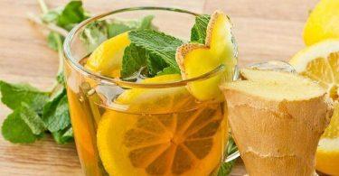 فوائد شرب الليمون على الريق وقبل النوم للتخسيس