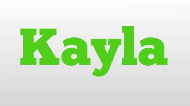 ما معنى اسم كايلا Kayla وأسرار شخصيتها