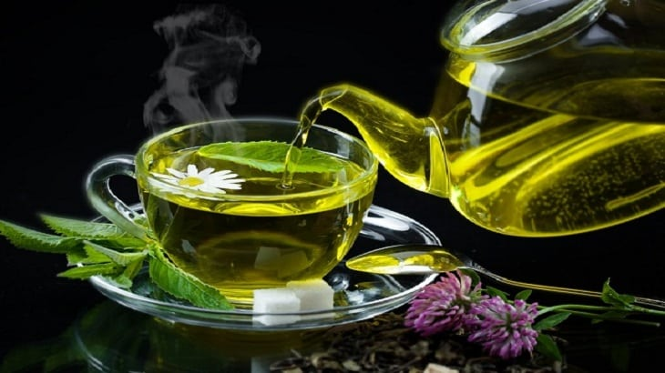 what are the benefits of green tea for slimming and