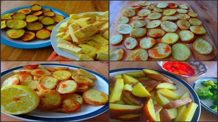 رجيم البطاطس المسلوقة والبيض مجرب
