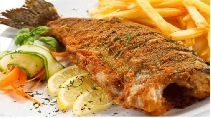 فوائد السمك البلطى المقلى واضراره، لا ينصح بتناوله