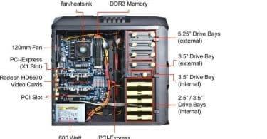 مكونات وحدة المعالجة المركزية cpu ووظائفها