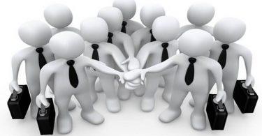 موضوع تعبير عن أهمية التعاون في المجتمع بالعناصر