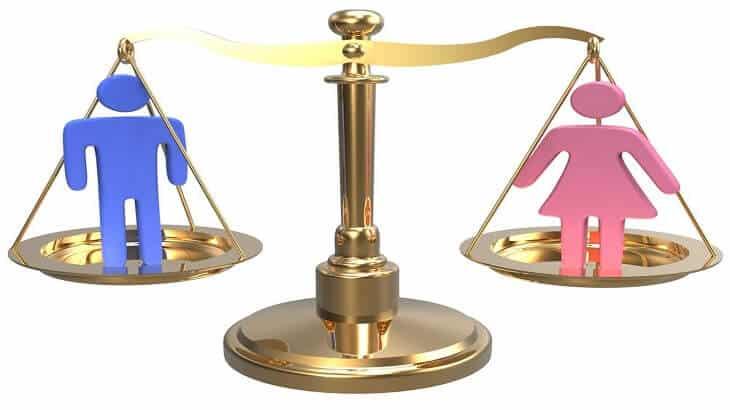 موضوع تعبير عن العدل والمساواة بين الناس بالأفكار