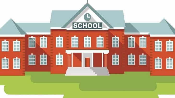 موضوع تعبير عن المدرسة والمحافظة عليها بالعناصر