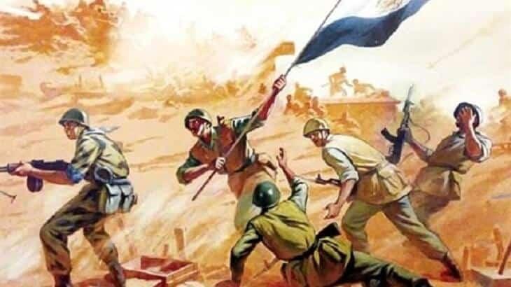 موضوع تعبير عن تحرير سيناء بالعناصر والافكار