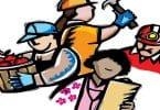 موضوع تعبير عن عيد العمال بالعناصر والافكار