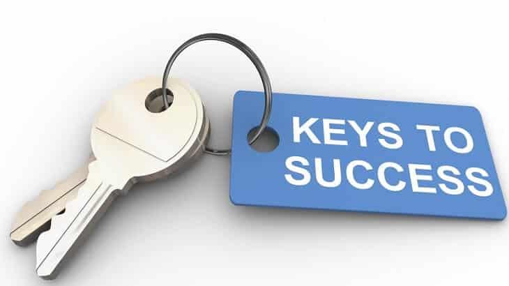 موضوع تعبير عن مفتاح النجاح بالعناصر والافكار