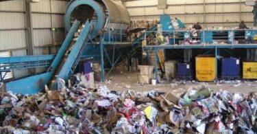 بحث عن اعادة تدوير المخلفات فى مصر