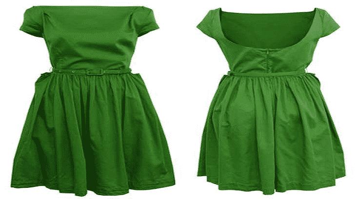 تفسير حلم الفستان الاخضر في المنام ومعناه بالتفصيل