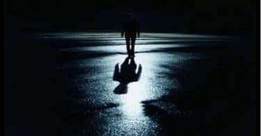 رؤية المشي في الظلام في المنام