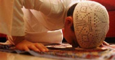 دعاء الاستفتاح وجهت وجهي في بداية الصلاة