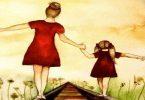 موضوع تعبير عن الام المثالية بالعناصر والافكار