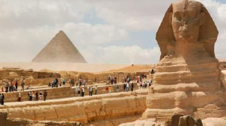 موضوع تعبير عن المعالم السياحية في مصر بالعناصر والافكار