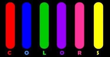 اعرف شخصيتك من لونك المفضل في علم النفس
