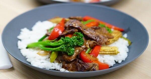 تفسير الارز المطبوخ واللحم في المنام