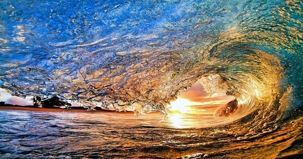 تفسير حلم البحر الهائج والنجاة منه معلومة ثقافية