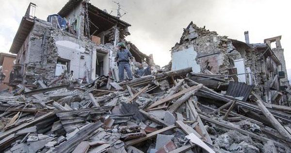 تفسير حلم الزلزال في المنام