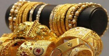 شراء الذهب في المنام