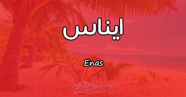معنى اسم ايناس Enas وأسرار شخصيتها