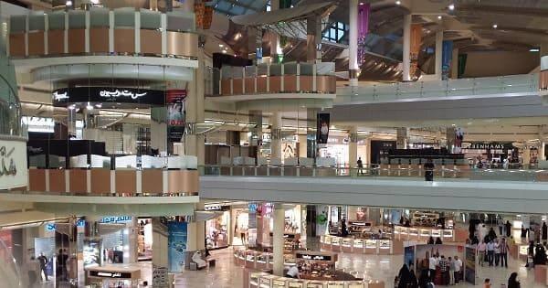 افضل 7 مولات في الرياض وموقعها