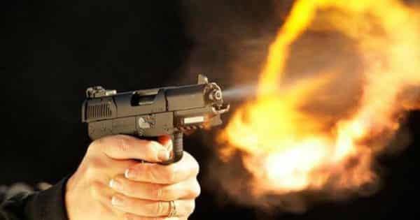 تفسير رؤية إطلاق النار