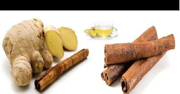 Benefits of drinking ginger and cinnamon prior to sleep