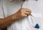 كيفية ازالة بقع الحبر من الملابس بعد غسلها
