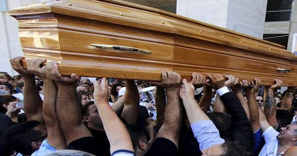 معنى رؤية الجنازة في المنام