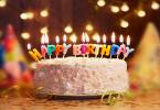 اجمل رسائل تهنئة عيد ميلاد جديدة حلوة
