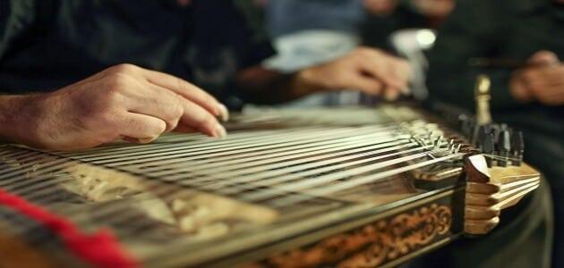انواع الموسيقى العربية وفوائدها