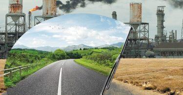 بحث كامل عن التلوث البيئي وأنواعه بالمراجع