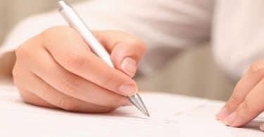 تفسير رؤية الكتابة في المنام لابن سيرين