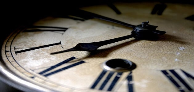 حكم وأقوال ماثورة عن الوقت والزمن