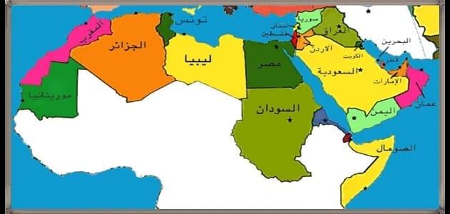 قصيدة مؤثرة وحزينة عن الوطن العربي