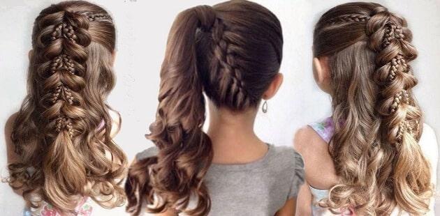 ما هي أنواع الشعر للبنات بالصور