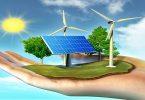 محطات توليد الكهرباء من الرياح في مصر